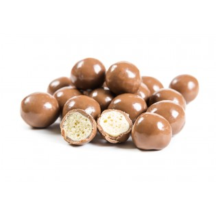 Chocolate Booster gourmet snack balls orange and spices flavour