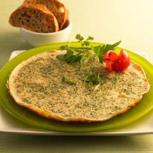 Booster 3 herb flavour omelette