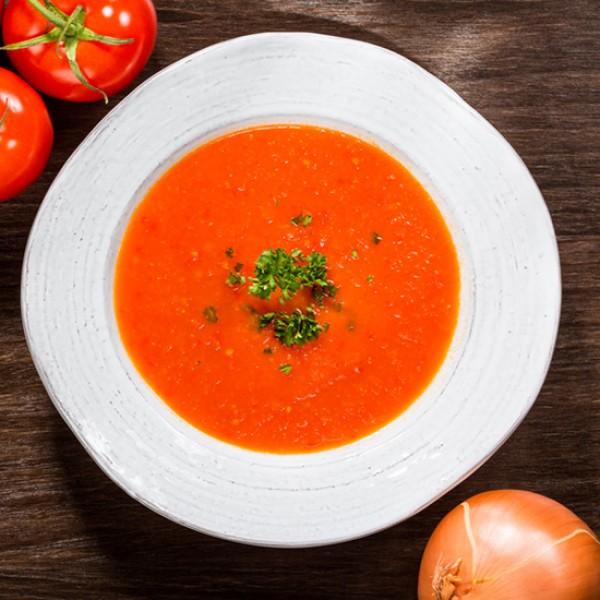 Soupe tomate sans gluten