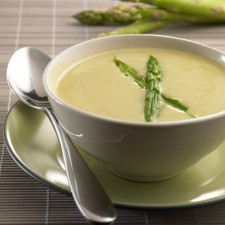 Booster cream of Asparagus