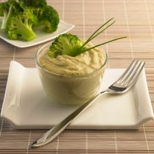 Booster Smooth broccoli puree